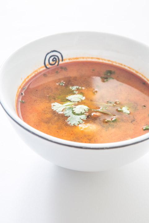 Sakana Sushi sopa